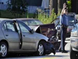 traffic accident abroad picture